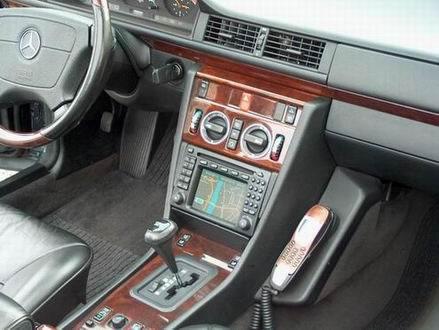 Mercedes Benz W124 De